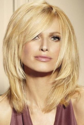 15 Best Hairstyles For Big Face Shapes Of Women Styles At Life