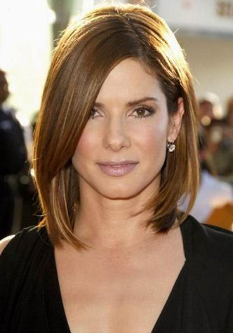 15 Best Hairstyles For Oblong Faces | Styles At Life