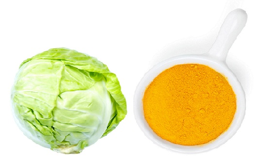 How to Remove Tan from Face-Cabbage and Turmeric