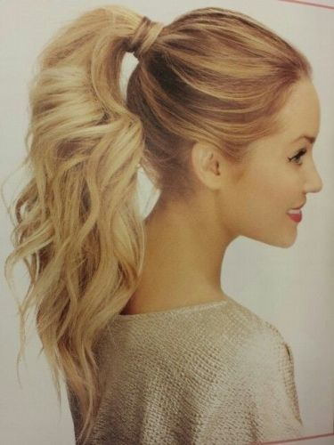 How To Do Ponytail