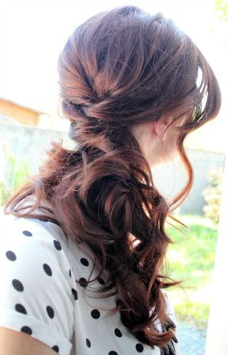 How to do Ponytail4
