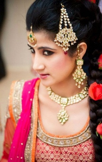 Latest and Modern Bridal Hairstyles 29