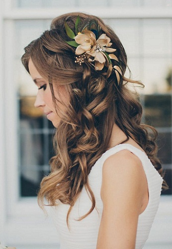 Latest and Modern Bridal Hairstyles 31