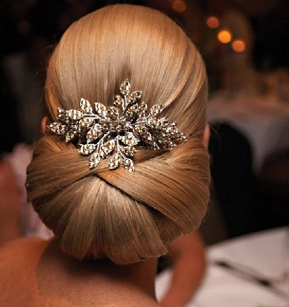 Latest and Modern Bridal Hairstyles 32