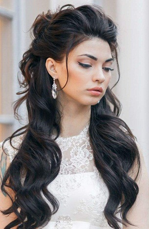 Latest and Modern Bridal Hairstyles 38