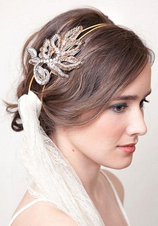Latest and Modern Bridal Hairstyles 42