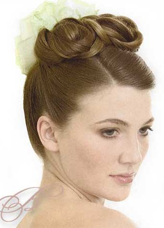 Latest and Modern Bridal Hairstyles 43