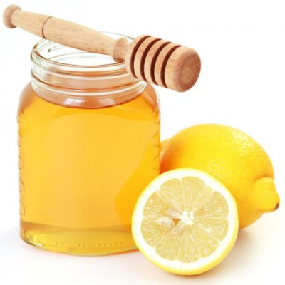 Lemon Honey Lip Serum