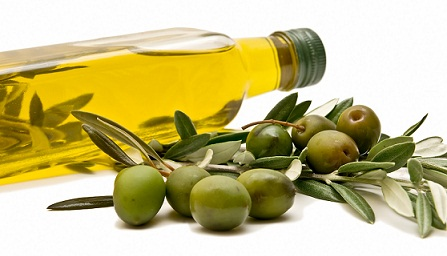 Olive Oil to control split ends