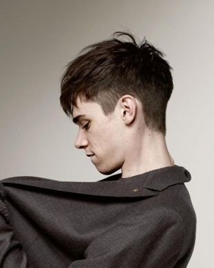 Very short hairstyle for men1