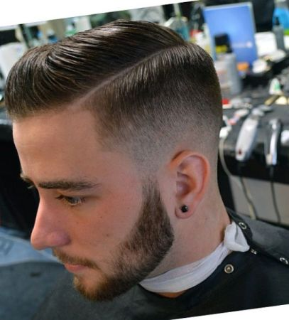 Very short hairstyle for men 6