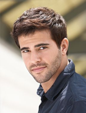 Very short hairstyle for men 7