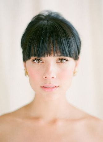 Wedding Hairstyles with Bangs2