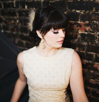 Wedding Hairstyles with Bangs8