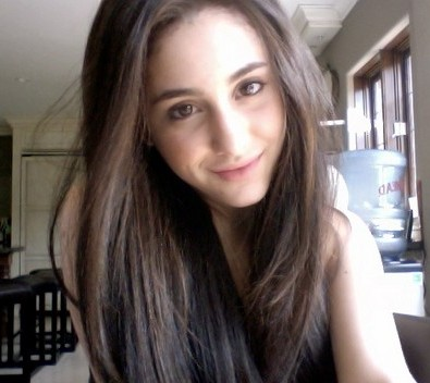 ariana grande without makeup1