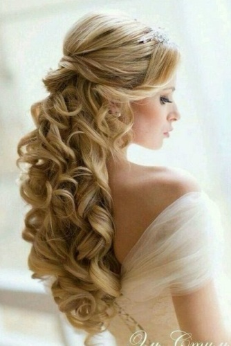50 latest and modern bridal hairstyles with images styles at life bridal hairstyles1 junglespirit Images
