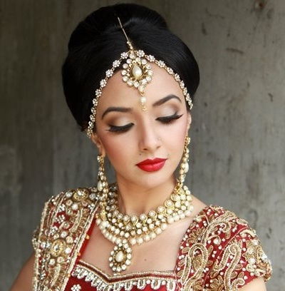 new indian hair style 50 and modern bridal hairstyles with images 7846