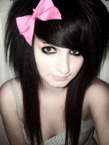 emo hairstyles for long hair3