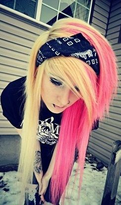 emo hairstyles for long hair5