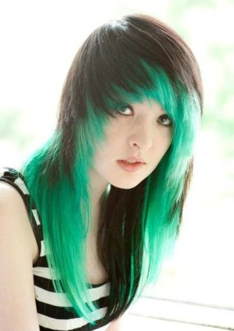 9 best emo hairstyles for long hair  styles at life