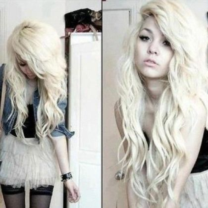 Emo Hairstyles For Long Hair7