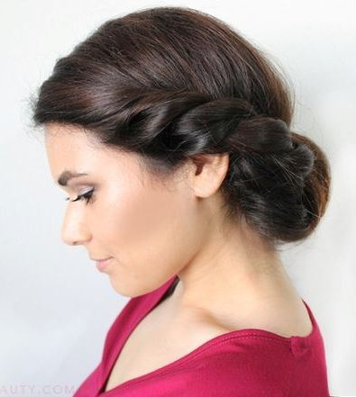 formal Hairstyles for Medium Hair8