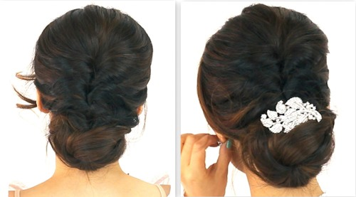 indian updo hairstyles8