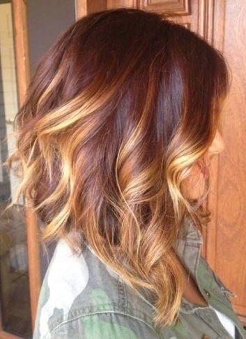 Medium Curly Hairstyles 2