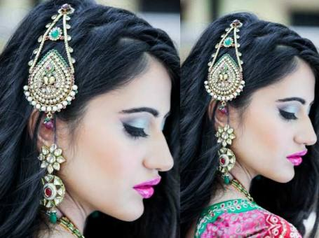 north indian hairstyles9