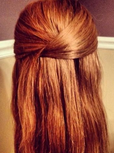 quick hairstyles for long hair2