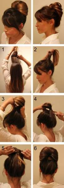 quick hairstyles for long hair8