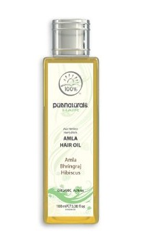 Pure Naturals Herb Rich Amla Hair Oil
