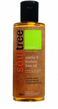 Hair Oil With Amla