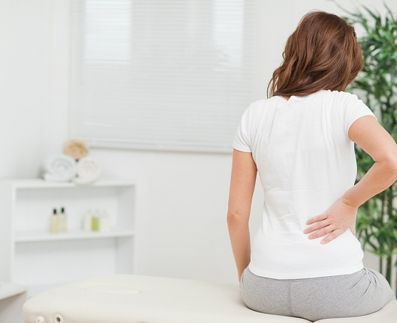 Back pain lower