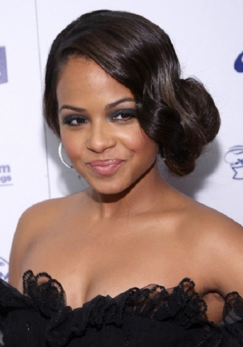 Black Hairstyles For Wedding2