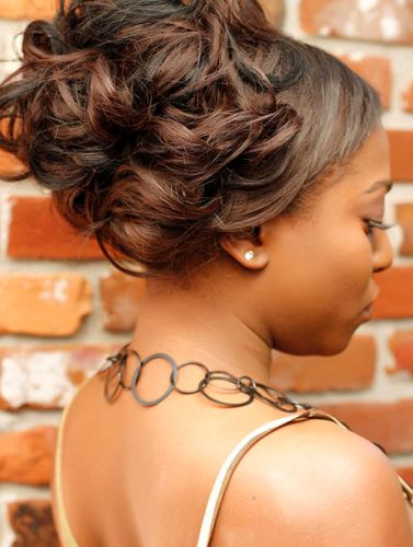 Black Hairstyles For Wedding4
