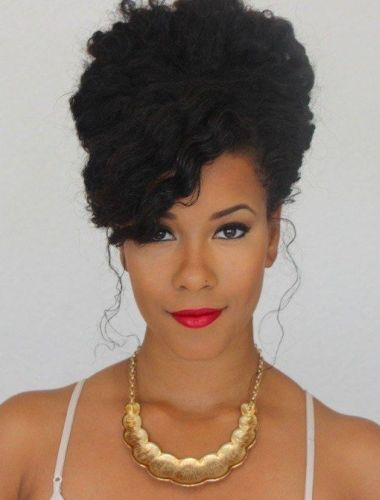 Black Hairstyles For Wedding5