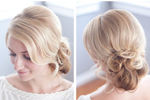 Outstanding 6 Best Bridal Hairstyle Videos Styles At Life Short Hairstyles Gunalazisus