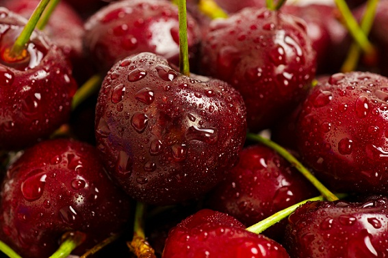 Cherries In List oF Fruits For Diabetic Patients