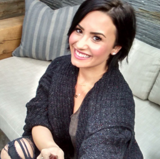 Demi Lovato without makeup8
