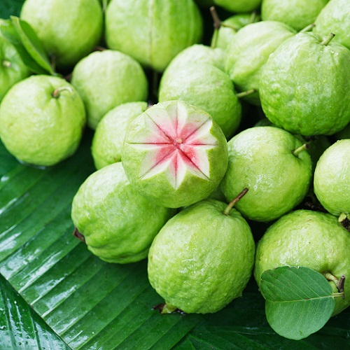 Effective Fruits To Recovering From Diabetes - Guava