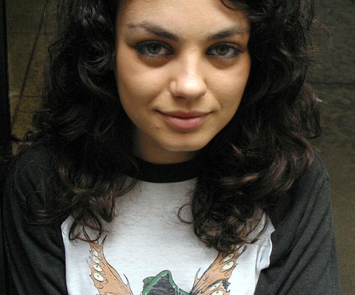 Pictures of Mila Kunis without Makeup | Styles At Life