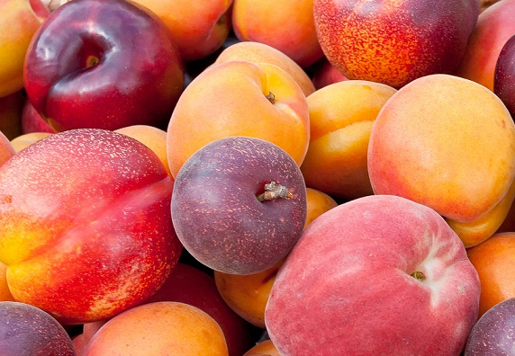 Peaches and Plums