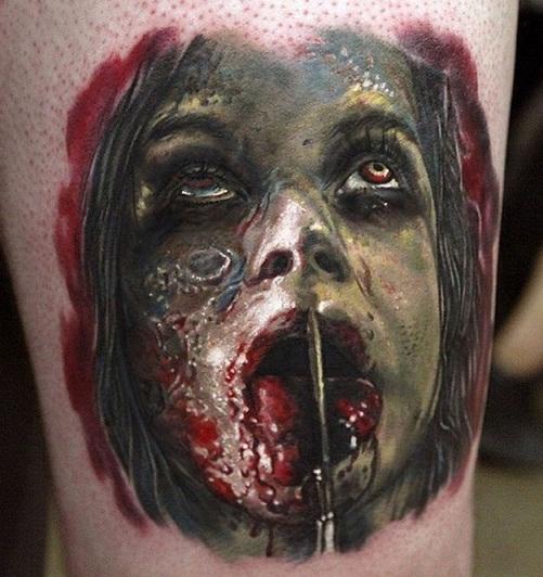 Permanent tattoo7