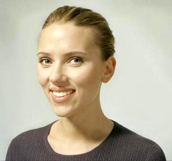 Scarlett Johansson without makeup2