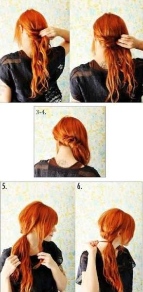 Side Swept Wedding Hairstyles7
