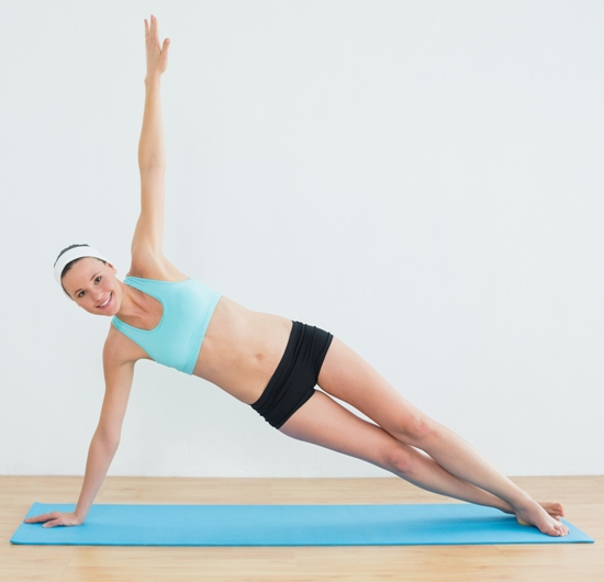 How to Do Vasisthasana in Yoga - (Side Plank Pose)