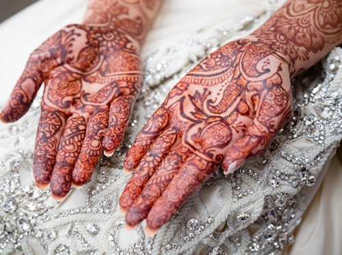 best Indian bridal mehndi