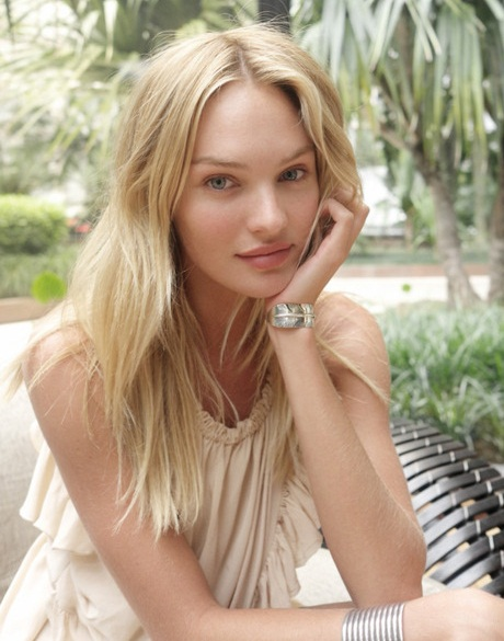 candice swanepoel without makeup