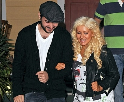 christina Aguilera without makeup5